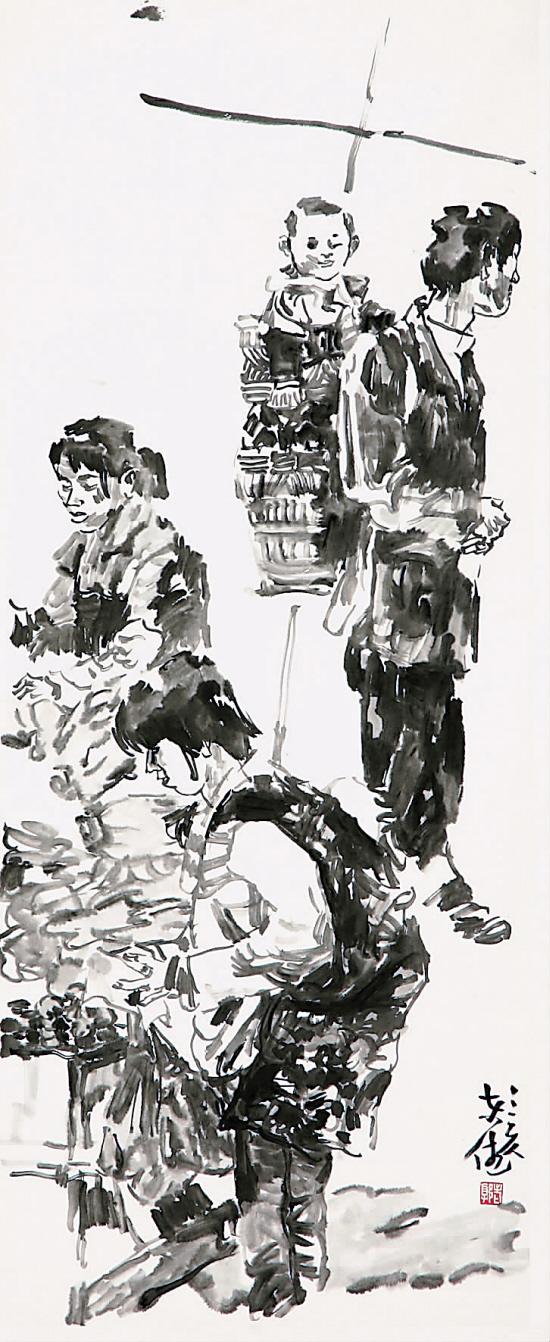 【转载】两岸三地中国画名家提名展作品(2) - 网开易面 - 网开易面的博客