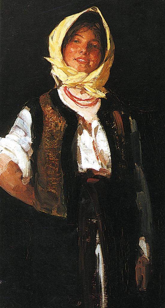 尼古拉·格里高莱斯库 - 天高.我翔 - 艺术世界