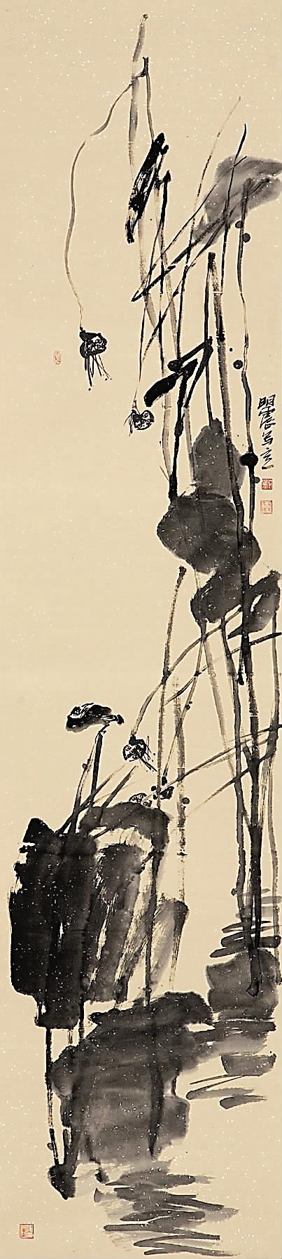 """首届全国""""徐悲鸿奖""""中国画展作品欣赏 - 静涛 - JINGTAOS   BLOG"""