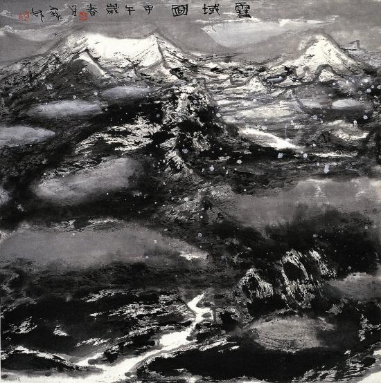 当代30位最具学术价值与市场潜力的山水画家 - 静涛 - JINGTAOS   BLOG