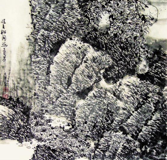 当代30位最具学术价值与市场潜力的山水画家 - 淡雅清逸的日志 - 网易博客 - 萃文精选 - 萃文精选 博客文摘
