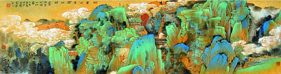时代画风  当代中国工笔20家作品展 - 土山布衣 - 土山布衣的博客