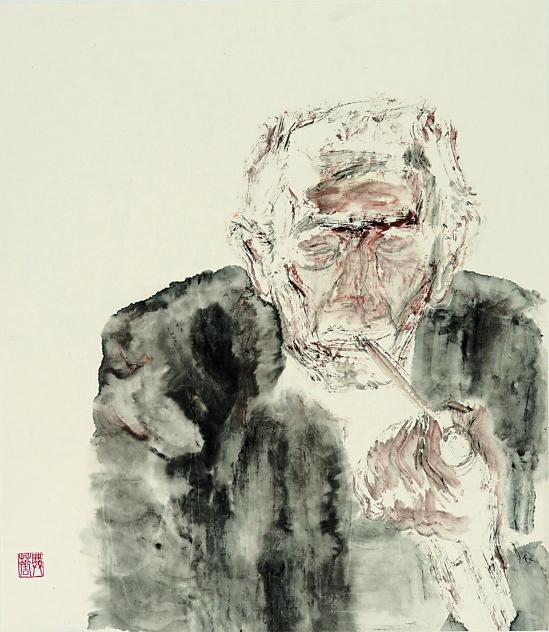 西安美术学院中国画系青年教师作品展
