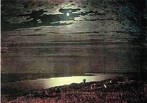 库茵芝  第聂伯河月夜图片